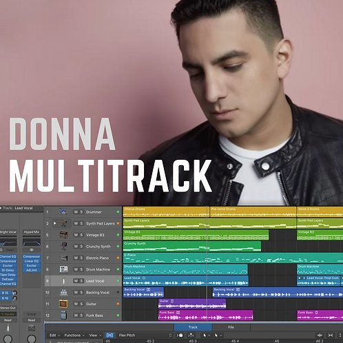 DONNA - MULTITRACK