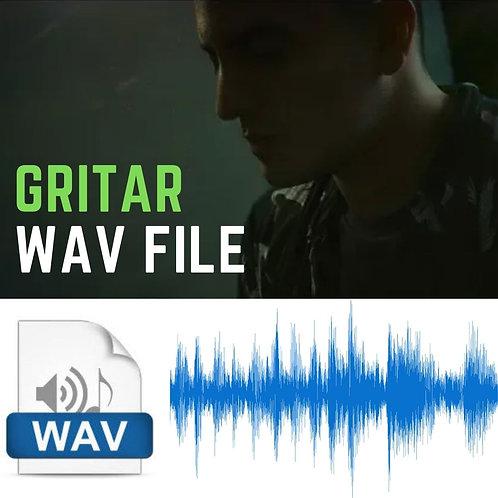 GRITAR - WAV FILE