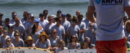 Shredding Adversity: Surfing Helps Wounded Warriors Recover