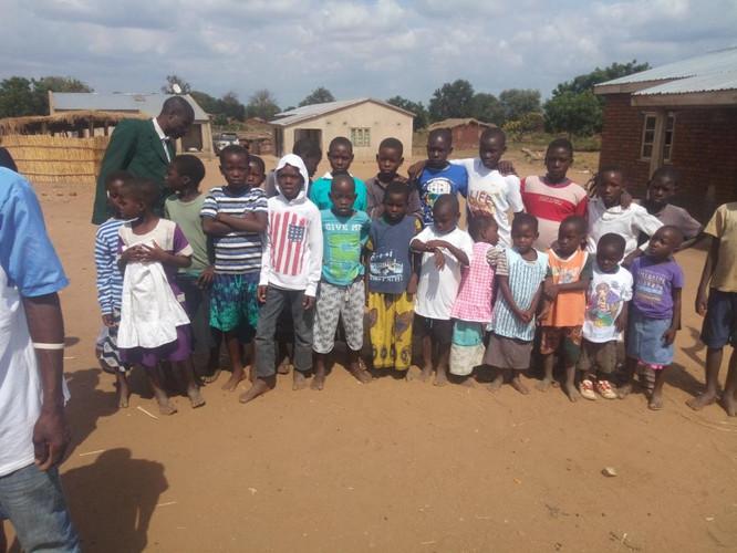Orpanage children
