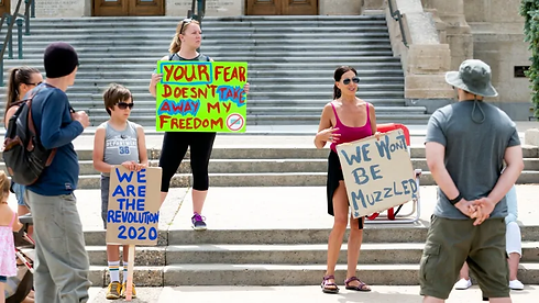 march-to-unmask-rally-regina-legislature