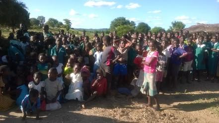 Orphanage children