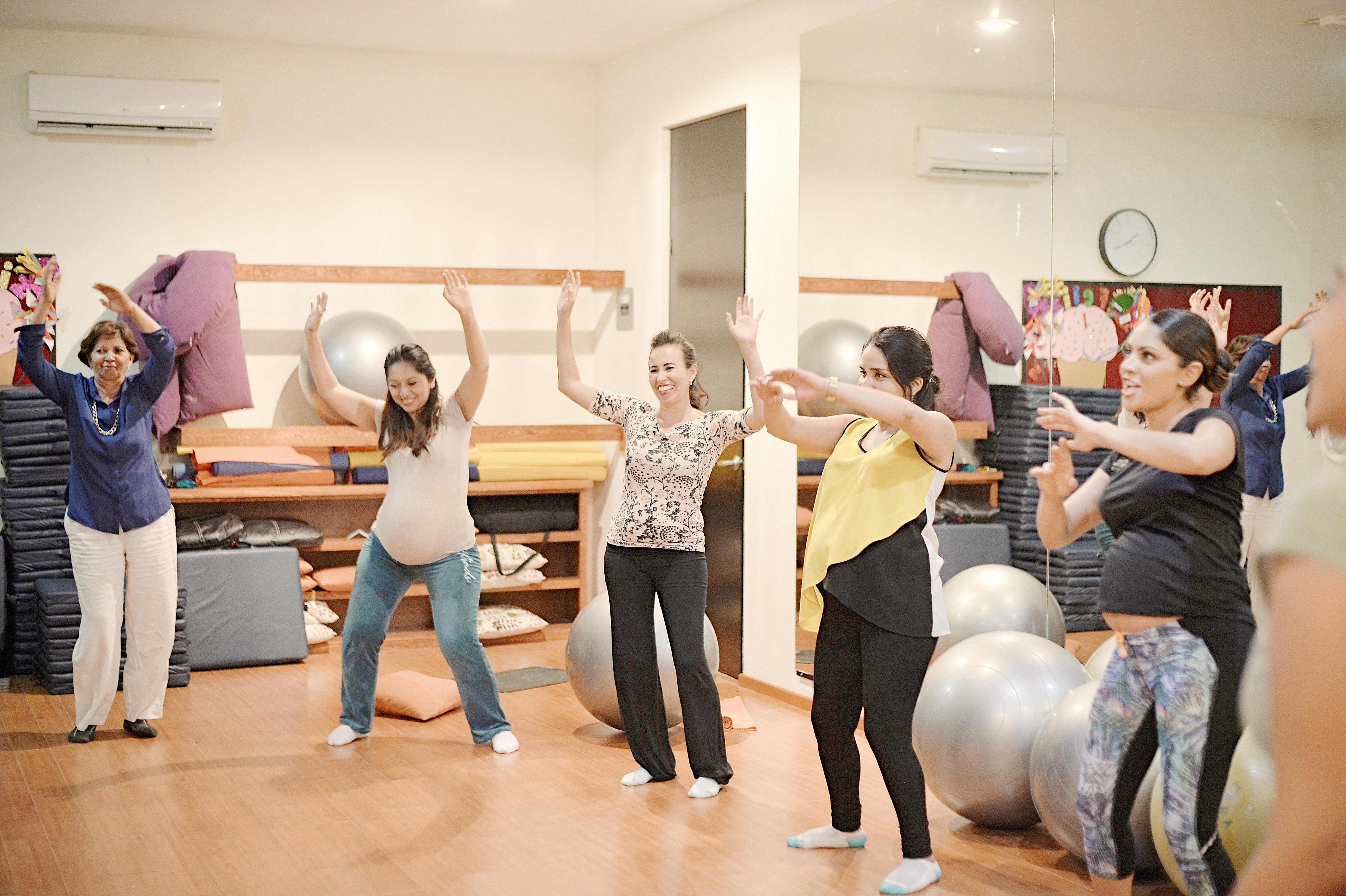 Fitness en el embarazo