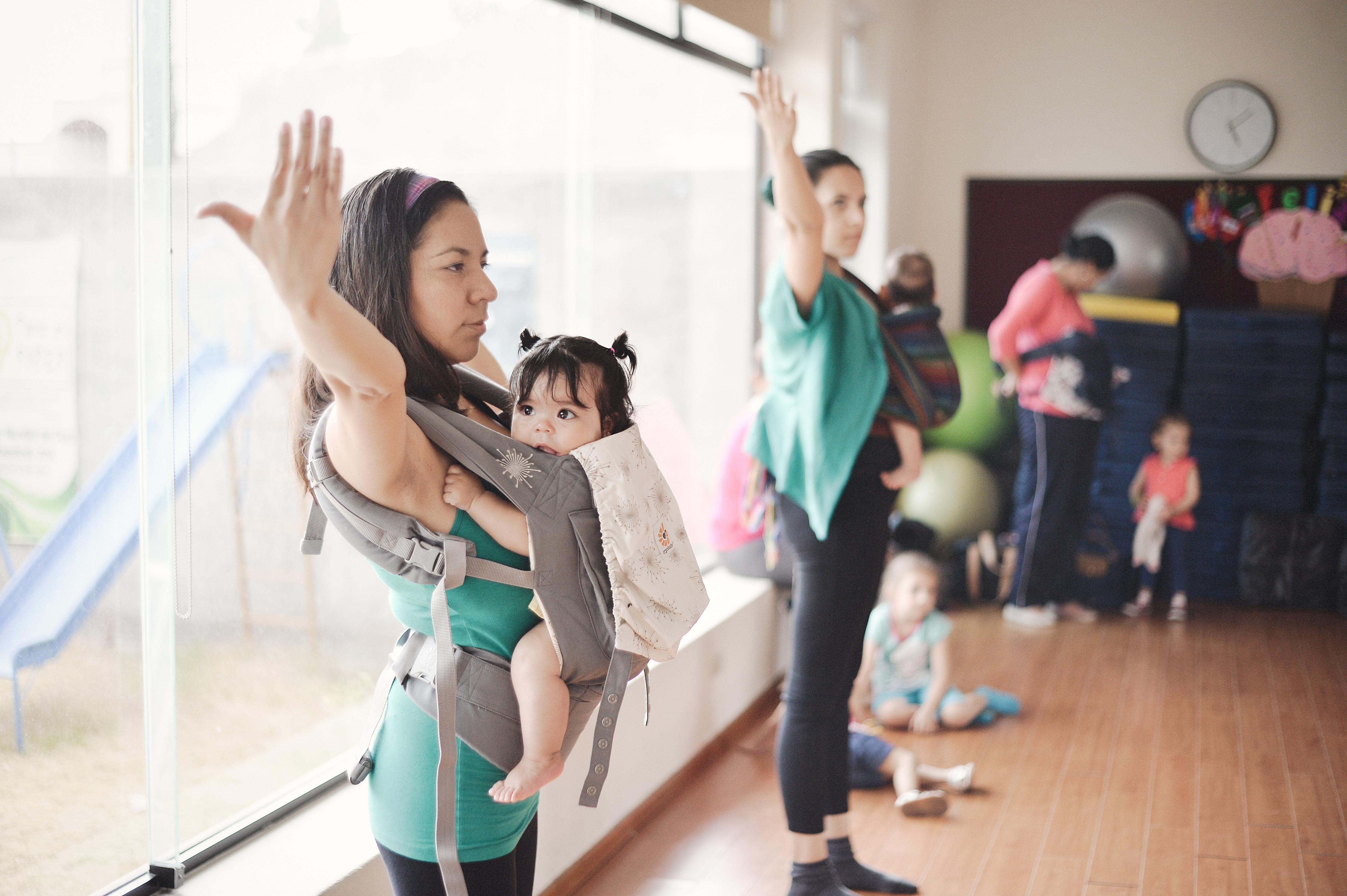 Danza con bebé