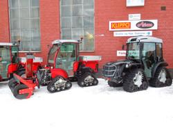 Lier Traktor AS er 30 år.