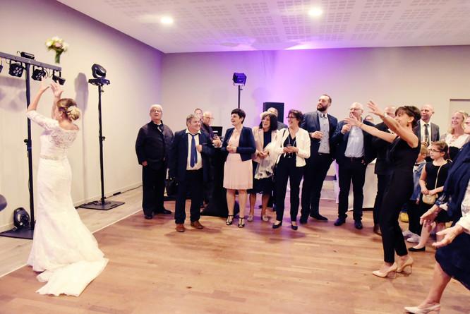 photo soirée mariage