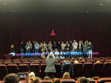 Take Five Premiere