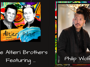 EP 14 - The Altieri Brothers Featuring Philip Wolff