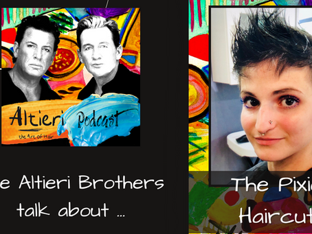 Ep 9 - The History of the Pixie Haircut