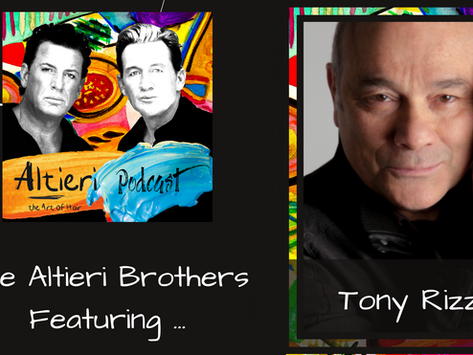 EP 11 - The Altieri Brothers Featuring Tony Rizzo
