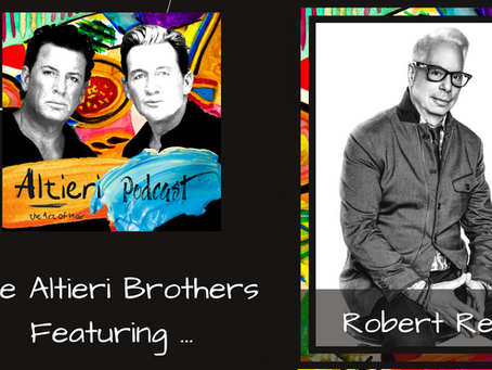 EP 13 - The Altieri Brothers Featuring Robert Reed