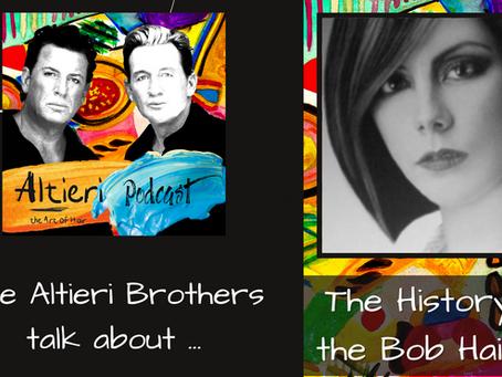 Ep 10 - The History of the Bob Haircut