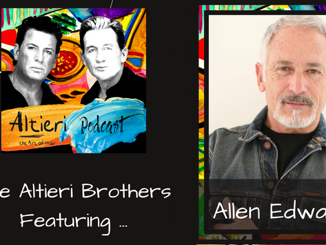 EP 5 - The Altieri Brothers Featuring Allen Edwards