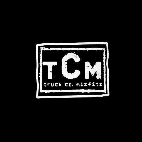 2 - truck Co. misfits - NWO Throwback Sticker