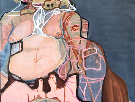Finalist Naked and Nude Art Prize 2019