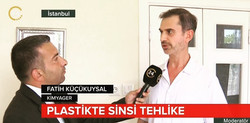 TV 24te Plastiklerdeki Riskler hk Röportaj