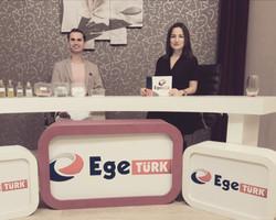 EgeTürk TV'de Doğal Güzellik Tarifleri