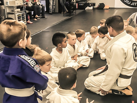 Brazilian Jiu-Jitsu keeps Kids off the Street