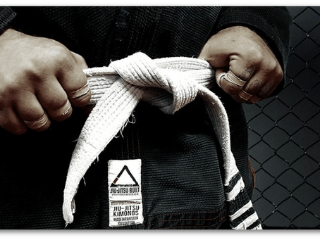 Belts & Stripe System for Kids - Brazilian Jiu-Jitsu