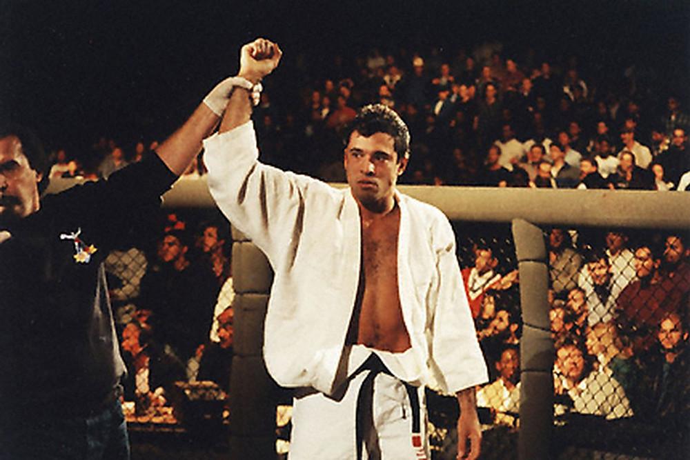 Royce Gracie Brazilian Jiu-Jitsu