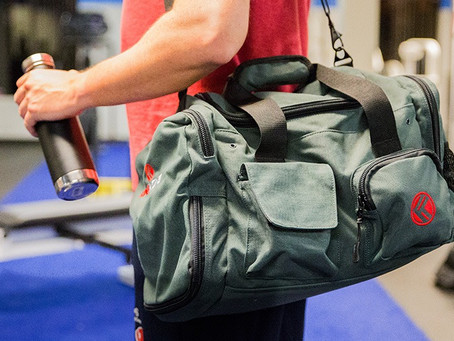 Top 10 Things to Have in Your BJJ Gym Bag
