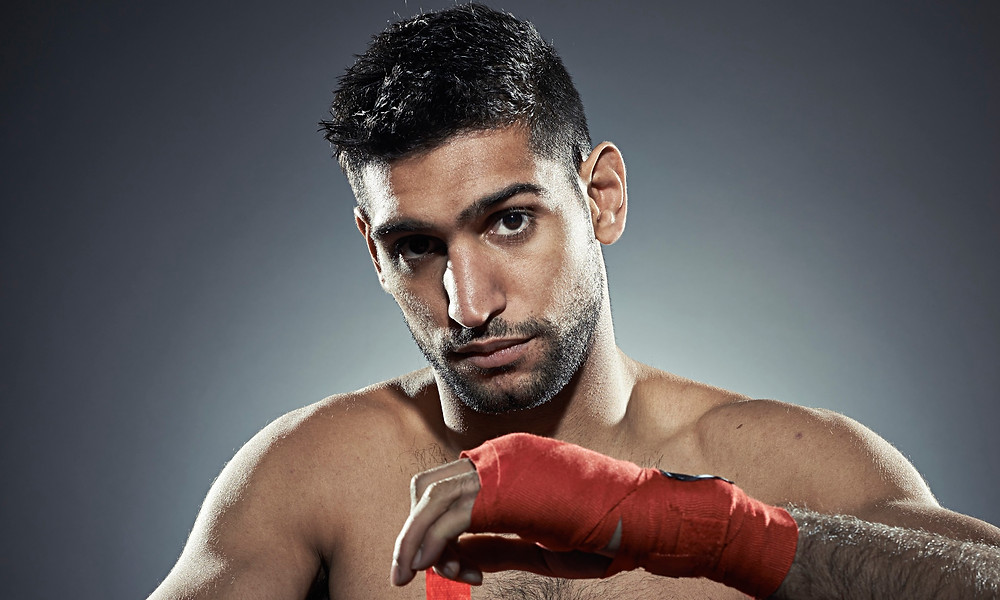 Amir Khan Keep kids off street