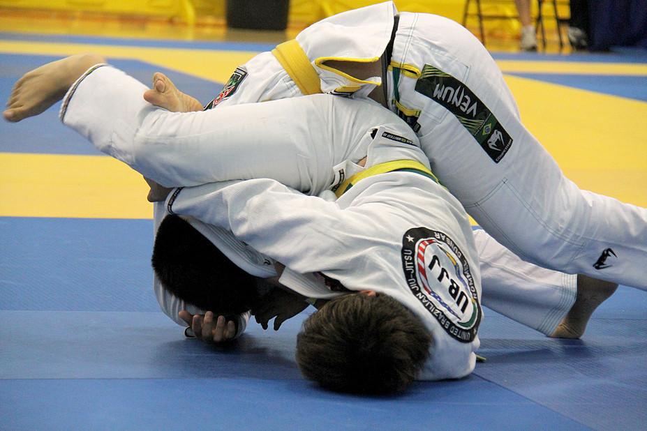 Brazilian Jiu-Jitsu Belt Coding System for Children