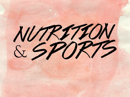 Proper Nutrition for Peak Performance