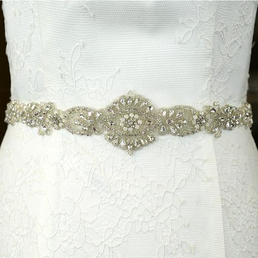 vintage wedding belt