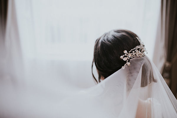 wedding veils and bridal accessories in Blackpool