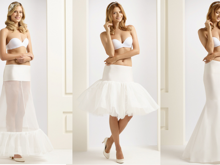 Bridal Underskirts: Everything you need to know!