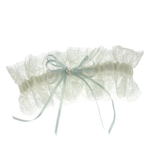 lace wedding garter
