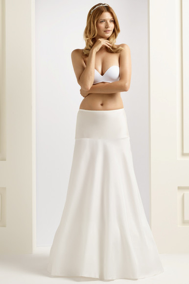 H9-190 A line bridal underskirt