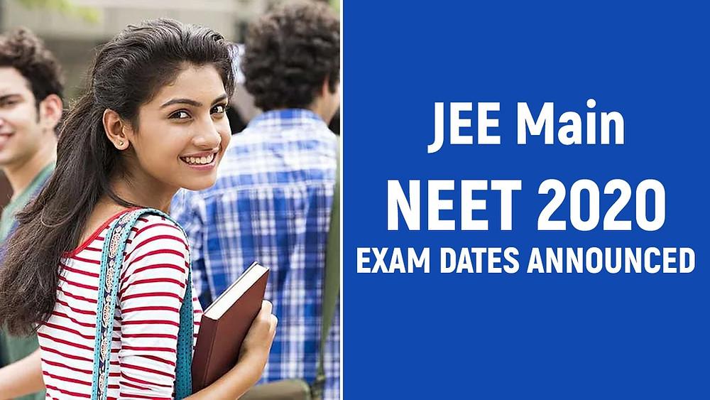 NEET 2020 Exam July 26