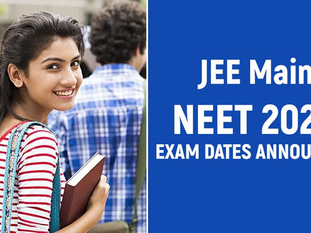 NEET 2020 Dates Announced, Conducted on July 26: HRD Minister