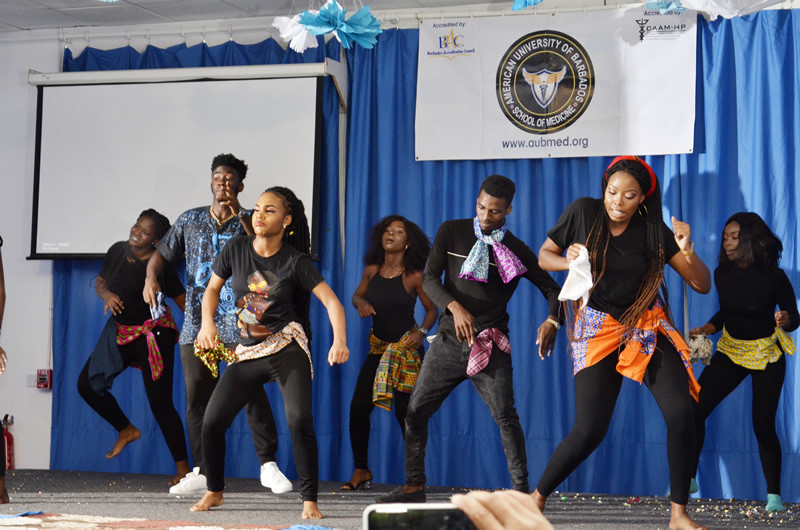 American University of Barbados - Diversity Night