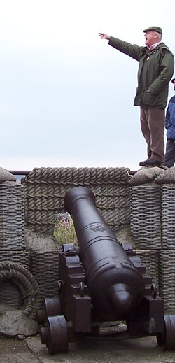 Cotterill at Tolstoy's Battery.JPG
