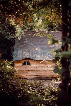 La maison de Blanche-Neige
