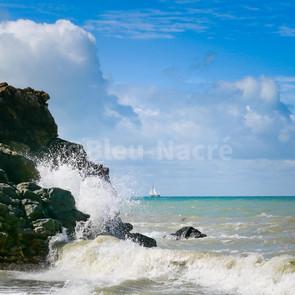 Grande marée à la Vallée du Lude