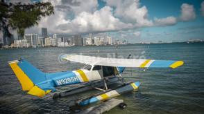 Miami en hydravion 1