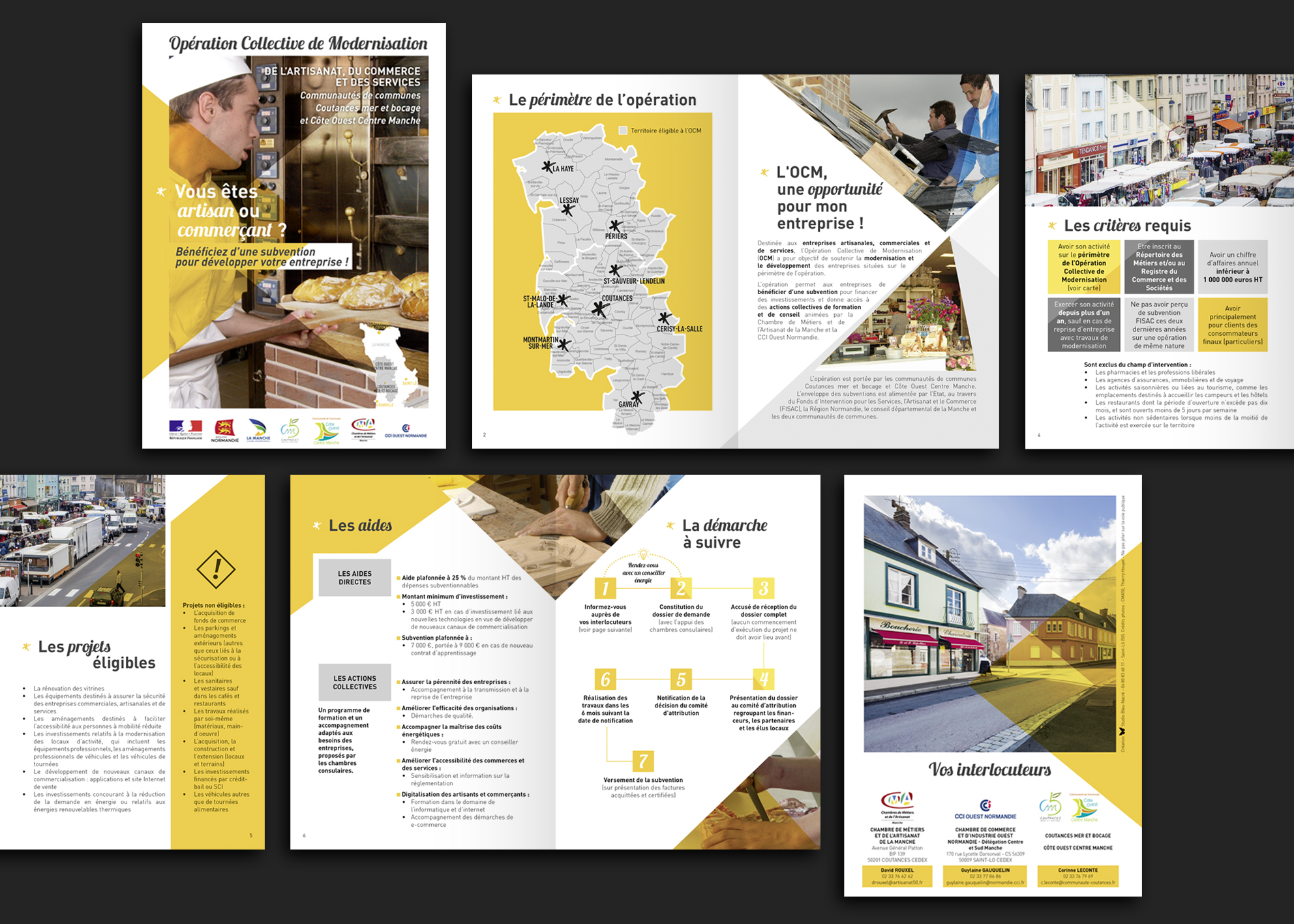 Brochure 8 pages