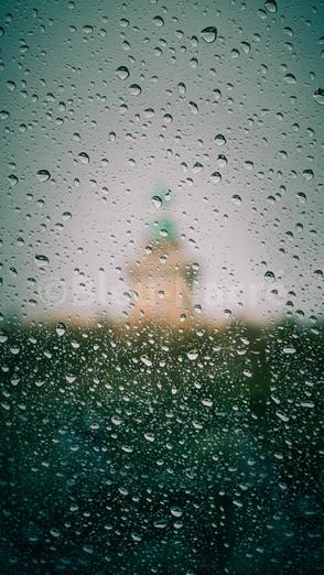 Le Phare du Cap Fréhel sous la pluie