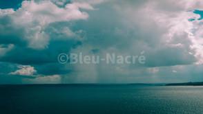 Côte bretonne vue du Fort La Latte