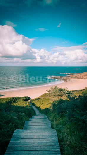 La plage du Portuais - Erquy (1)