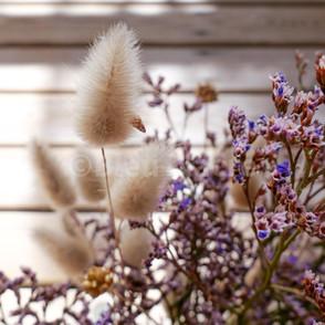Bouquet de fleurs sauvages - détail 2