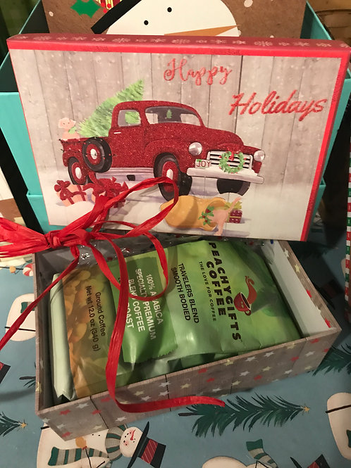 Travelers Blend with FREE Holiday Gift Box