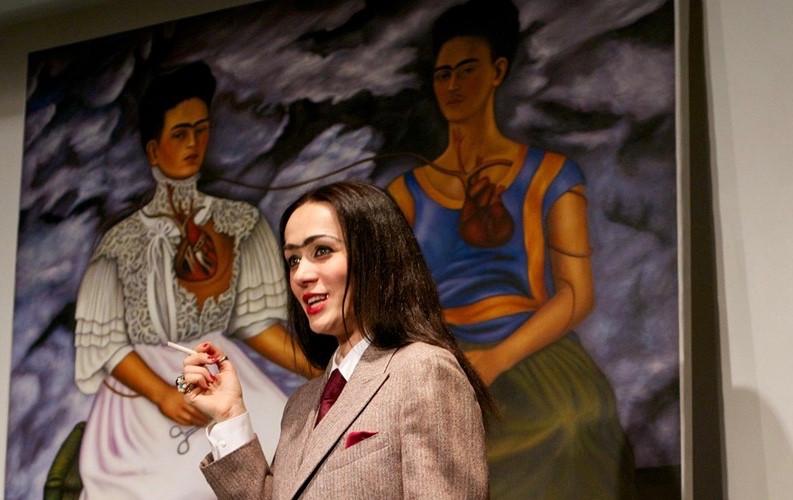 Lella Satie as Frida Kahlo