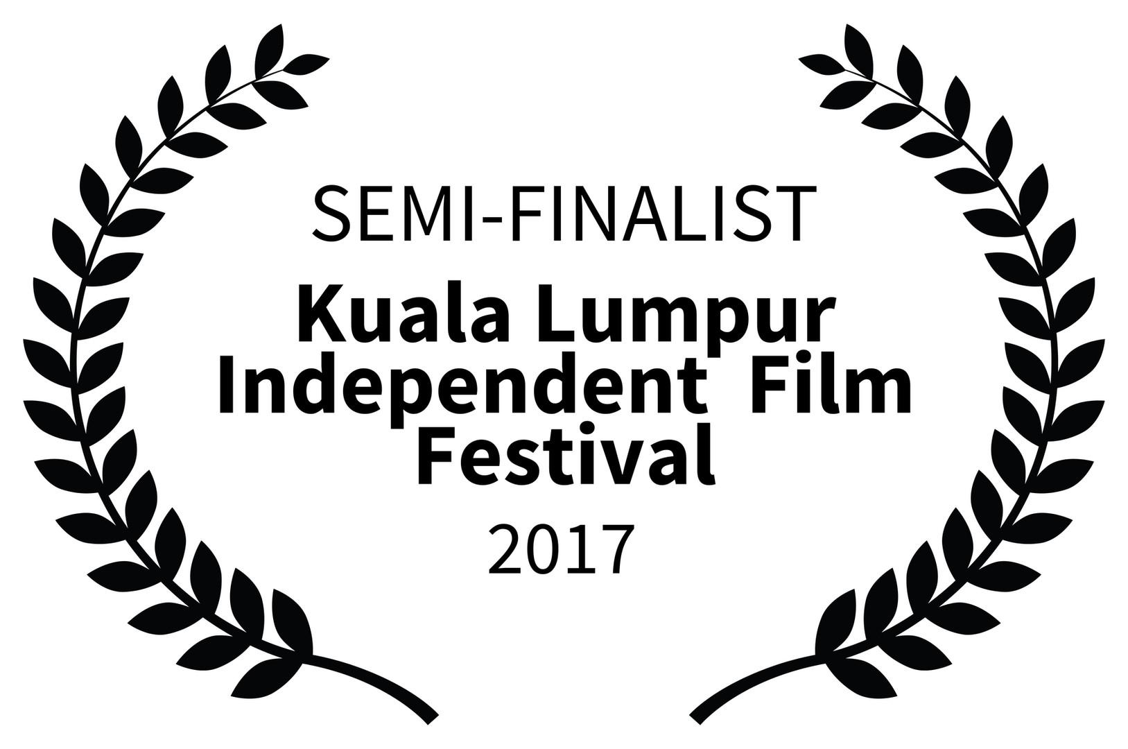 SEMI-FINALIST-KualaLumpurIndependentFilm