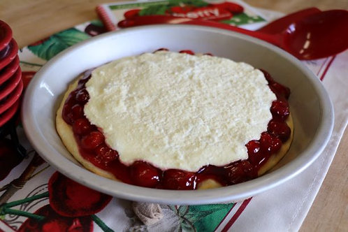 Cherry Belgian Pie