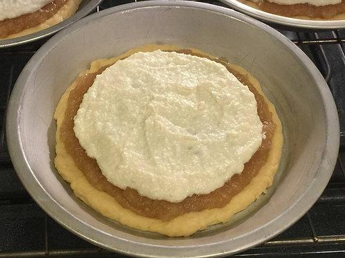 Apple Belgian Pie